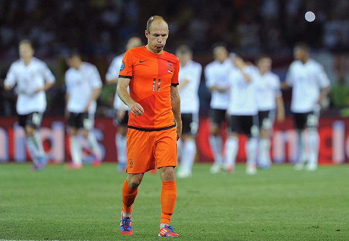 Robben Holland Hero