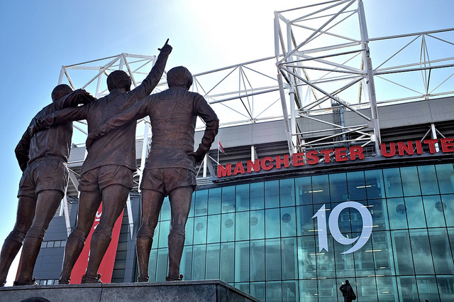 Findutickets are offering luxury VIP tickets to watch Manchester United