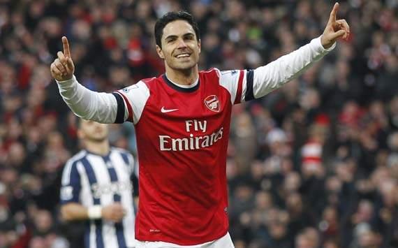 Arteta, Arsenal,