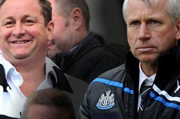 Newcastle, Arsenal, Mike Ashley,