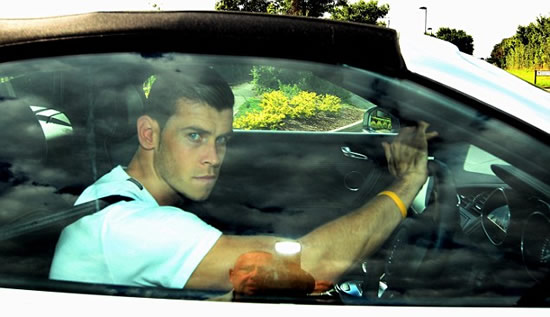 Bale, Tottenham, Real Madrid,