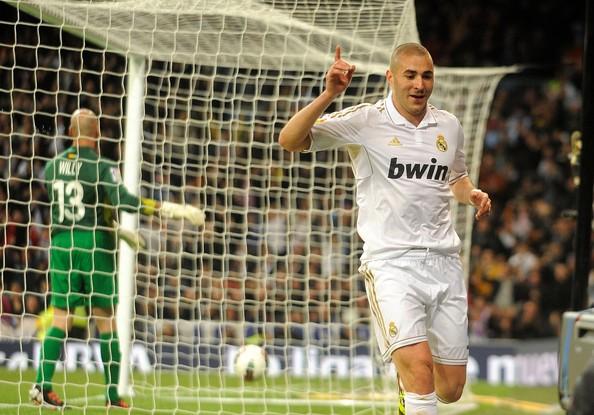 Arsenal, Real Madrid, Benzema, Wenger,