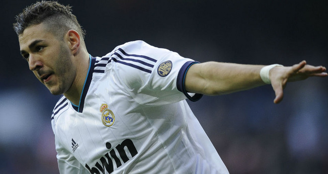 Benzema, Real Madrid, Arsenal,