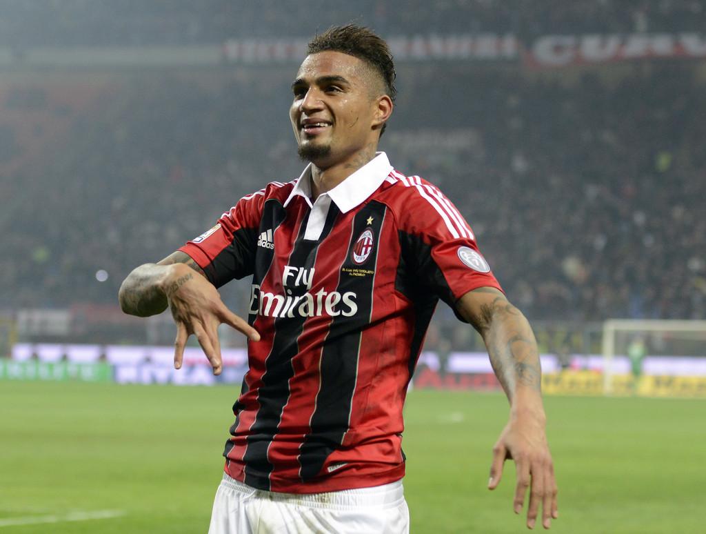 AC Milan, Serie A, Schalke, Boateng, Matri,