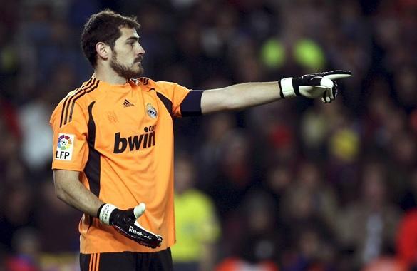 Arsenal, Real Madrid, Casillas, Wenger,