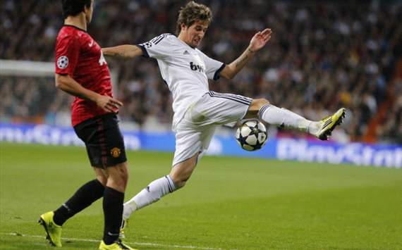 Coentrao, Real Madrid, Tottenham,