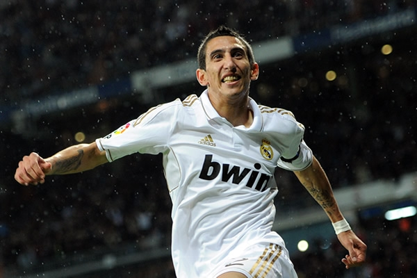 Di Maria, Arsenal, Real Madrid,