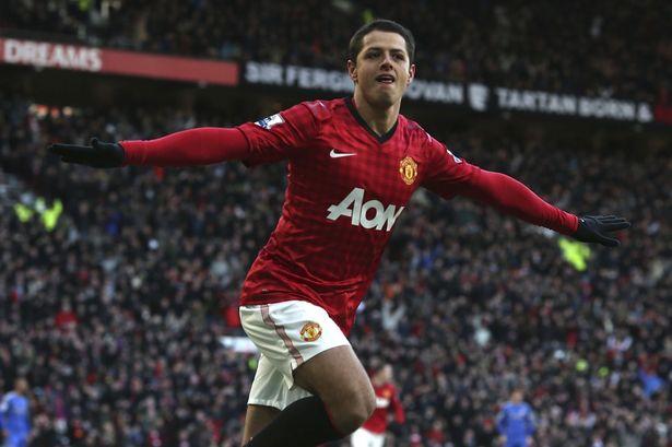 Hernandez, Tottenham, MAN United, AVB, Moyes, Real Madrid, Bale,