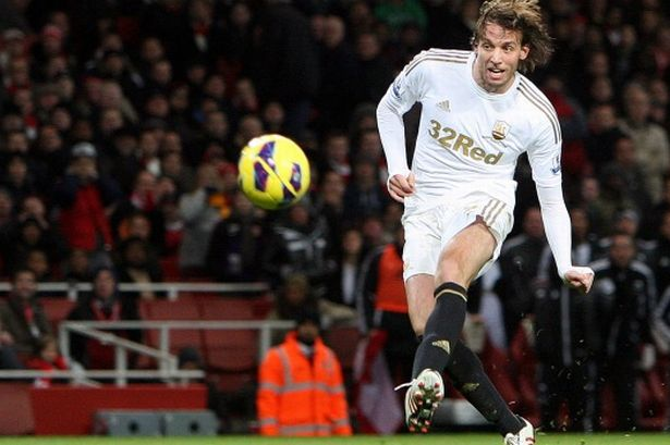 Michu, Swansea City,