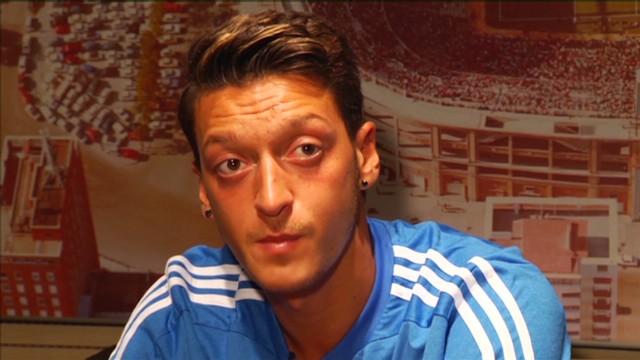 Ozil, MAN United, Real Madrid,