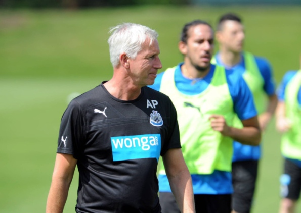 Pardew, Newcastle,