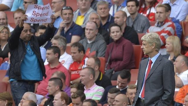Wenger, Arsenal, Bale, Di Maria, Benzema, Suarez,