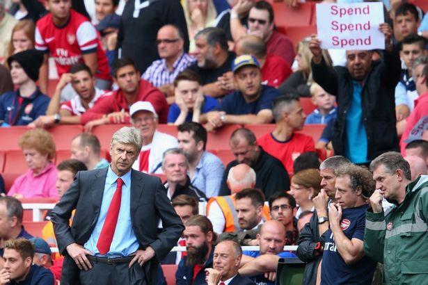 Arsenal, Wenger,