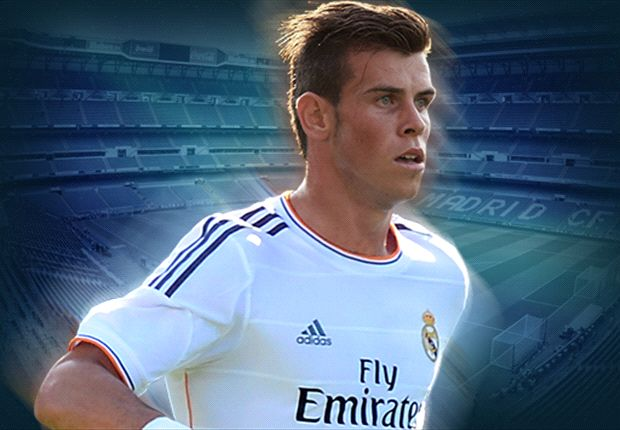 Bale, Real Madrid,