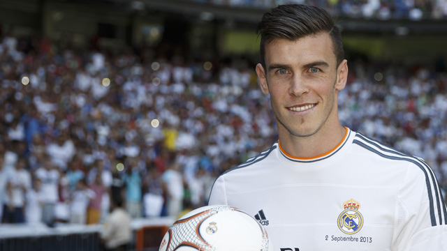 Ancelotti, Ronaldo, Bale, Real Madrid,