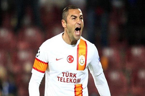 Galatasaray, Lazio, Yilmaz,