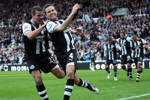 Cabaye, MAN United, Newcastle,