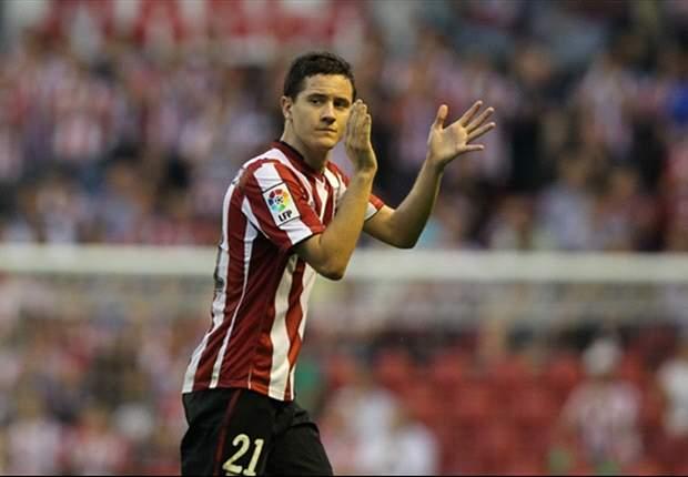 Herrera, MAN United, Athletic Bilbao,
