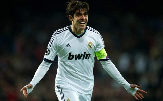 Kaka, Real Madrid, AC Milan,