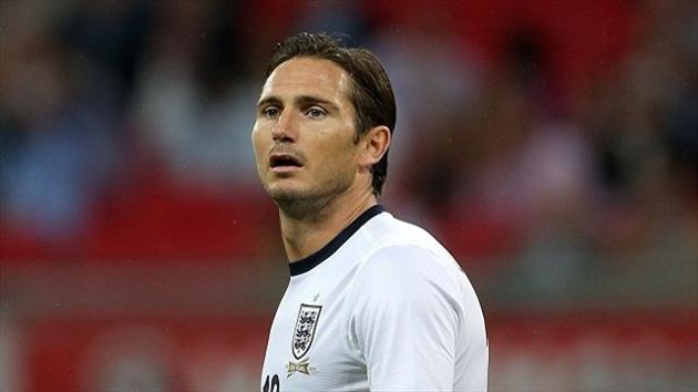 Lampard, England, World Cup Qualifiers,
