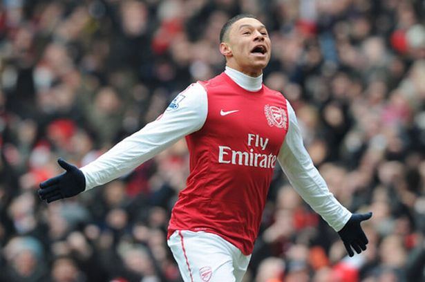 Arsenal, Oxlade-Chamberlain,