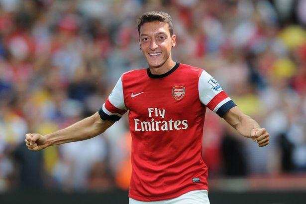 Arsenal, Ozil, Wenger, MAN City,