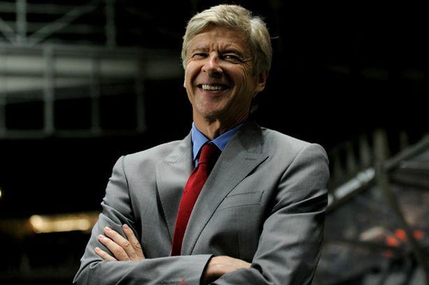 Wenger, Arsenal,