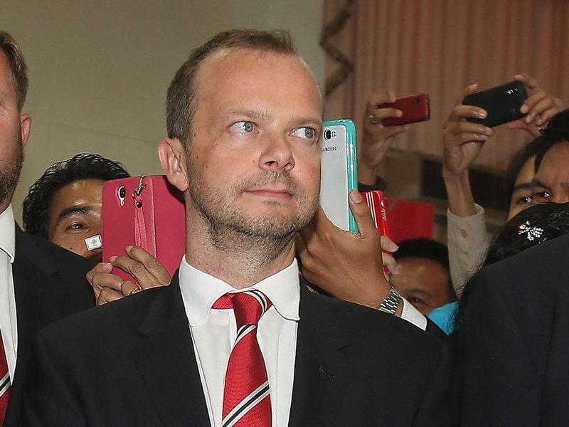 MAN United, Woodward,