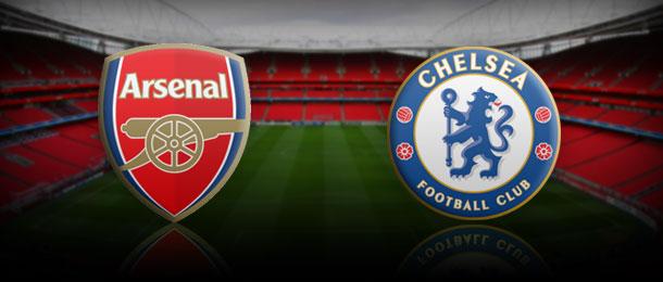 Arsenal vs Chelsea December 23rd 2013