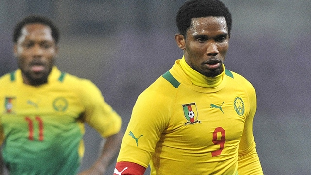 Eto'o Accuses Teammates of Conspiracy