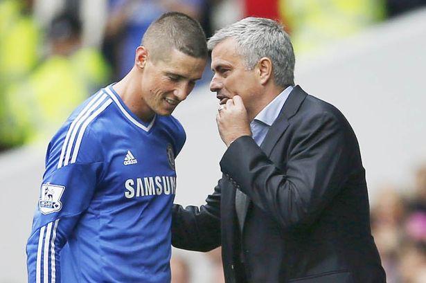 Mourinho: Torres not capable of scoring 25 goals a season