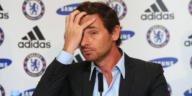 Tottenham have fired Andre Villas-Boas