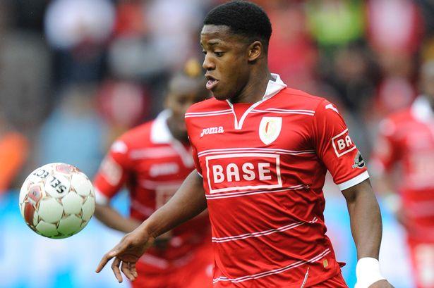 Belgium striker