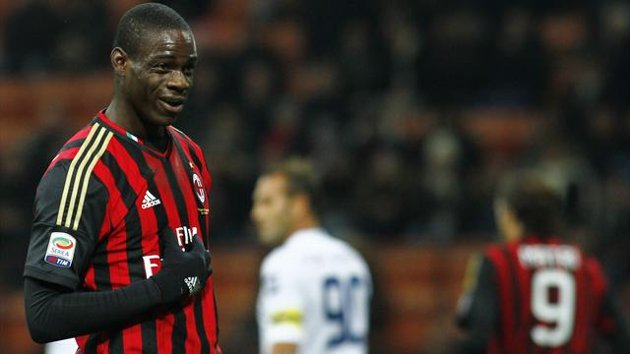 Balotelli would like to play for Mourinho at Chelsea