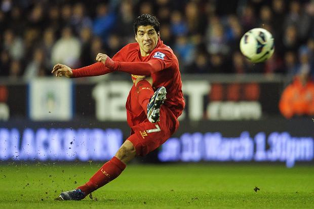 Liverpool striker Luis Suarez should be the PFA Player of the Year