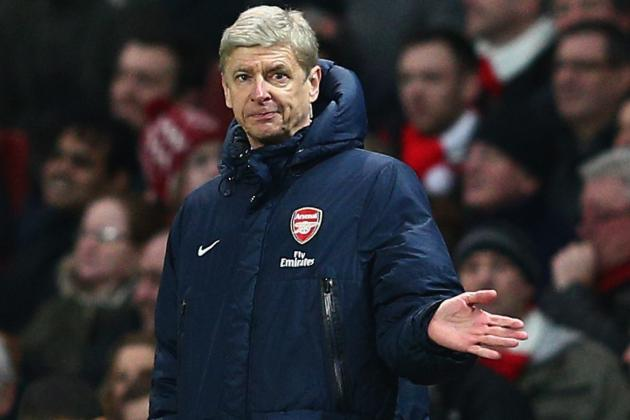 Arsenal win is a must and why Wenger has me worried
