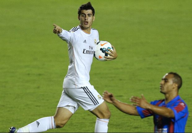 Real Madrid striker agrees terms with Arsenal