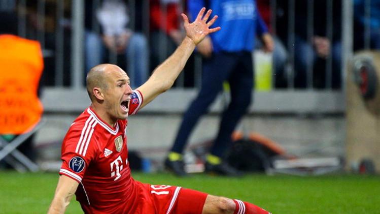 Arsene Wenger, Arjen Robben