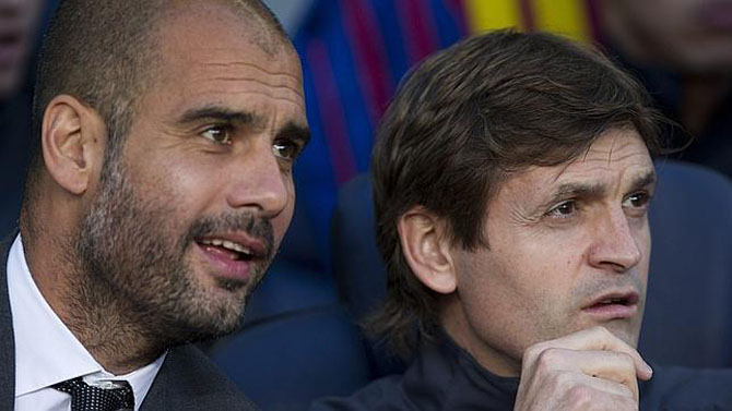 Pep Guardiola: sad 'for life' after friend's death