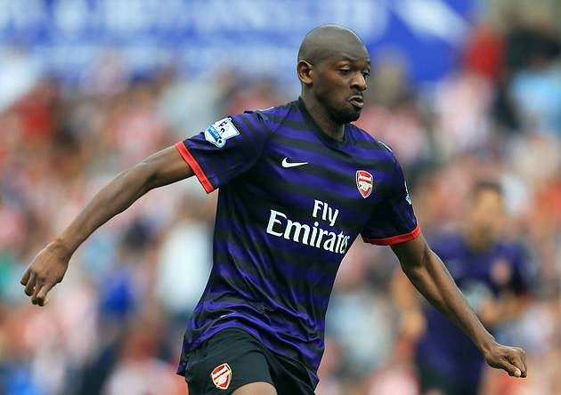 Arsenal midfielder thought about giving up football