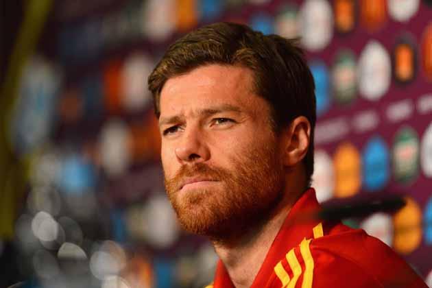 DYNAMIC XABI ALONSO RETIRES FROM INTERNATIONAL FOOTBALL