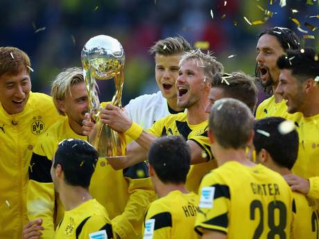 GERMAN SUPER CUP: IS DORTMUND'S VICTORY THE START OF NEW THINGS TO COME?
