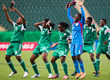 FALCONETS THROUGH TO THE QUARTER FINALS AFTER A SCARE