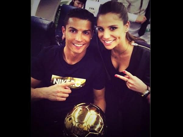 Cristiano Ronaldo now dating Spanish Stunner!!! (photos)
