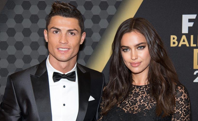 Cristiano Ronaldo & Irina Shayk split up