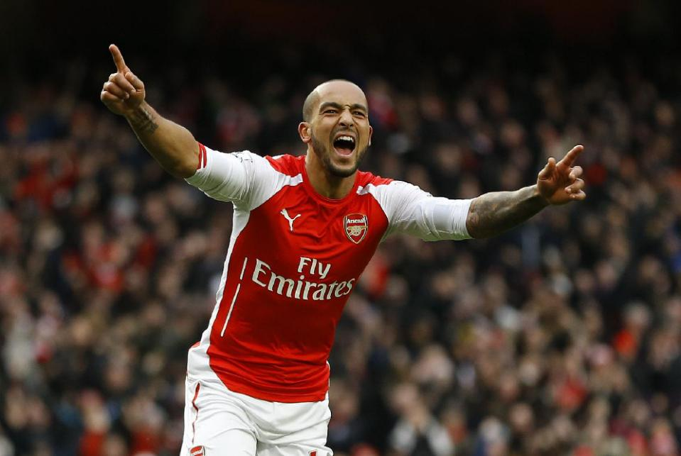 Walcott has great things to say about Ozil following Arsenals 5-0 win