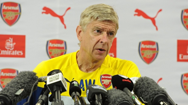 Arsenal Press Conference ahead of Palace clash