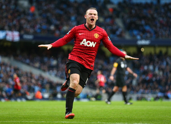 Louis van Gaal backs Rooney to COME GOOD at Anfield