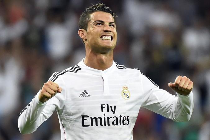Manchester United Offer Cristiano Ronaldo £14m PER-SEASON