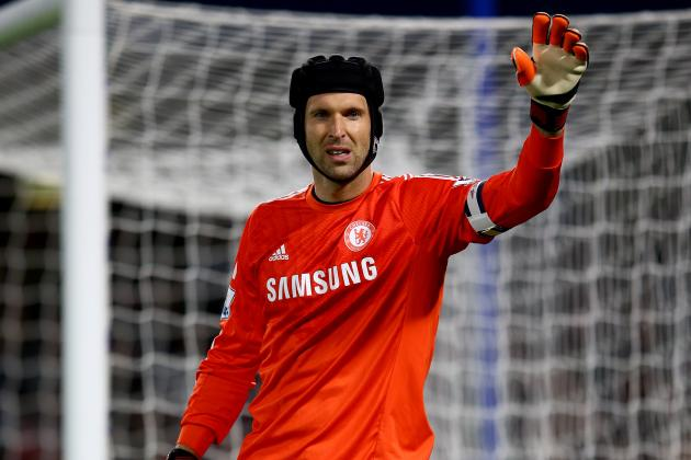 Chelsea keeper is not happy on the BENCH